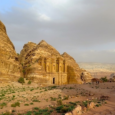 Trekking da Dana a Petra sui sentieri dei beduini