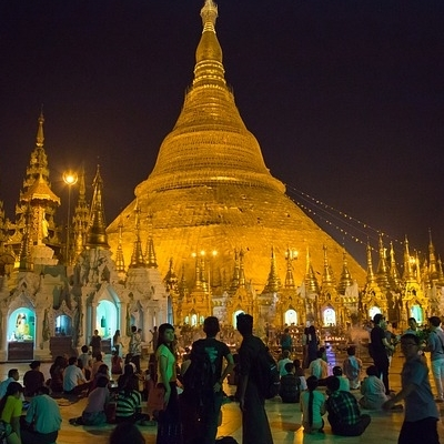 Trek tra villaggi e pagode Trekking