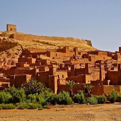 Morocco Journey Deserto