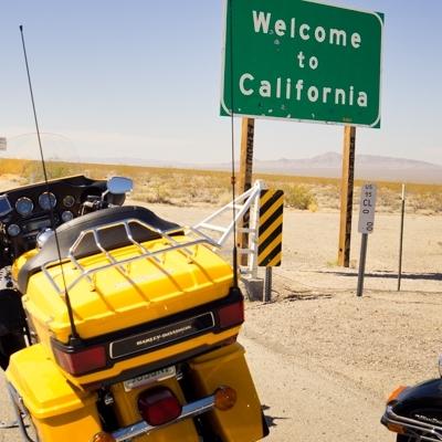 Route 66 - (con guida) Fly & Drive: Moto