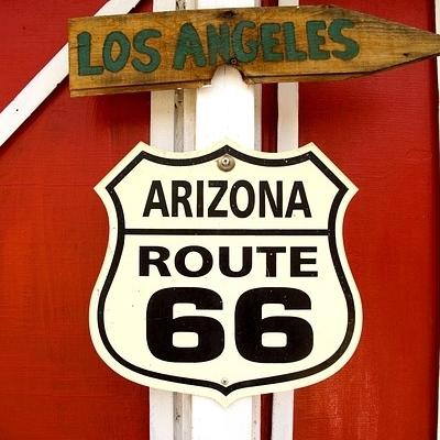 Route 66 West: da Albuquerque a Los Angeles (con accompagnatore) Fly & Drive: Moto